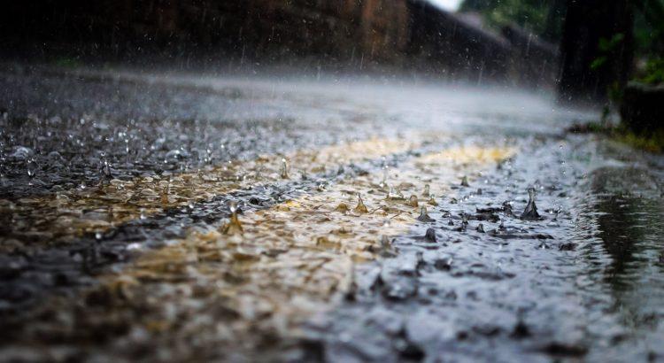 Image of rain by George Hodan