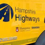 Hampshire Highways logo