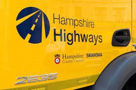 Hampshire Highways logo